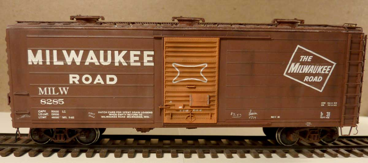 Milwaukee Rib Side box car upgrade | Resin Car Works Blog