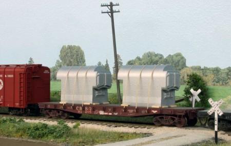 Boiler loads